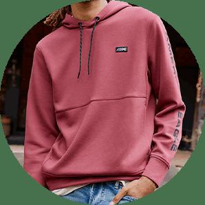 Hoodies and Sweatshirts