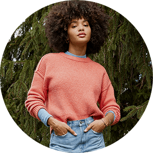 סוודרים וקרדיגנים לנשים